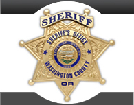 WA Co Oregon sheriff logo