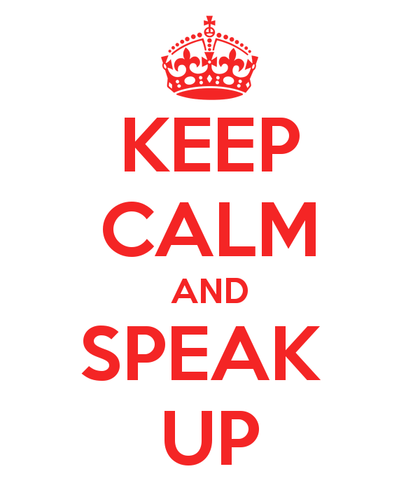 Creating a Speak-up Cu...